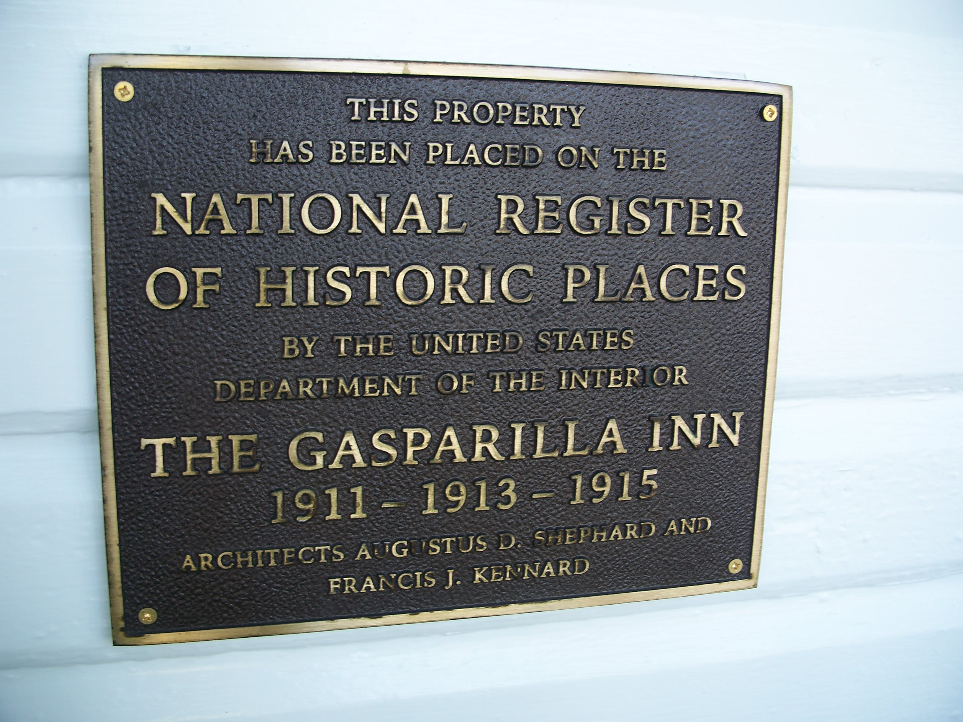 Image result for wiki commons pictures of the Gasparilla Inn