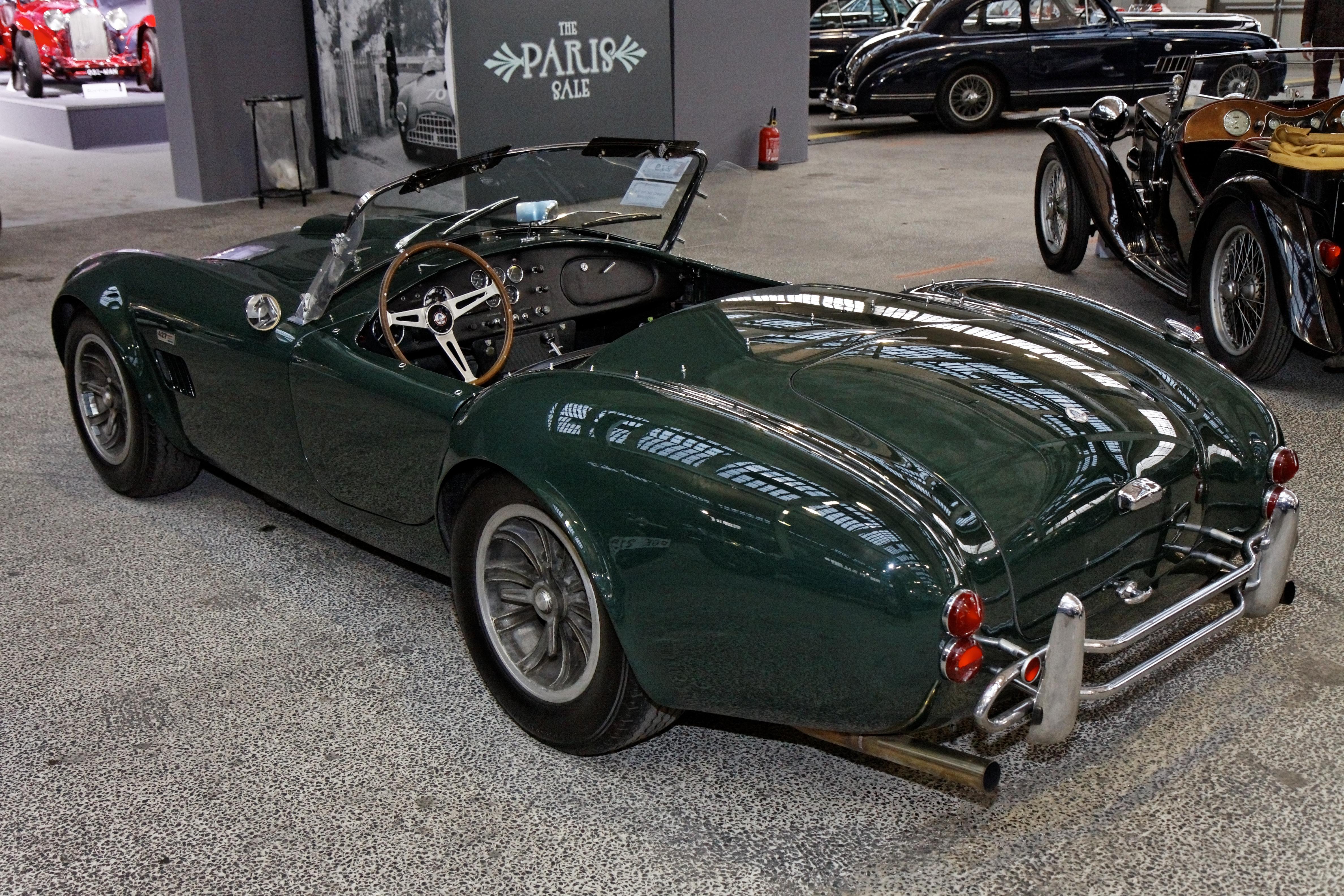 File:Bonhams - The Paris Sale 2012 - AC Shelby Cobra '427