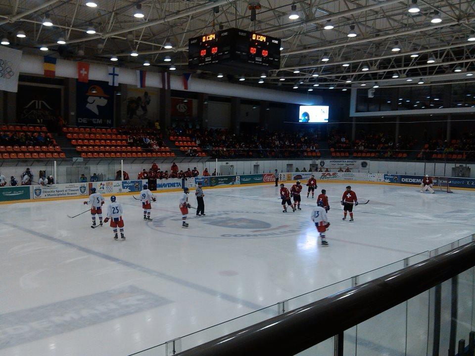 Brașov Olympic Ice Rink - Wikipedia