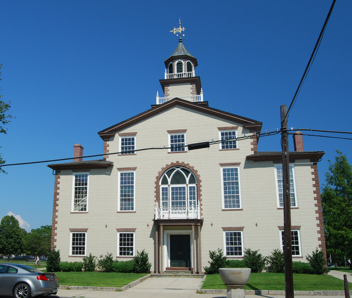 Bristol county courthouse rhode island wikipedia for Home builders in ri