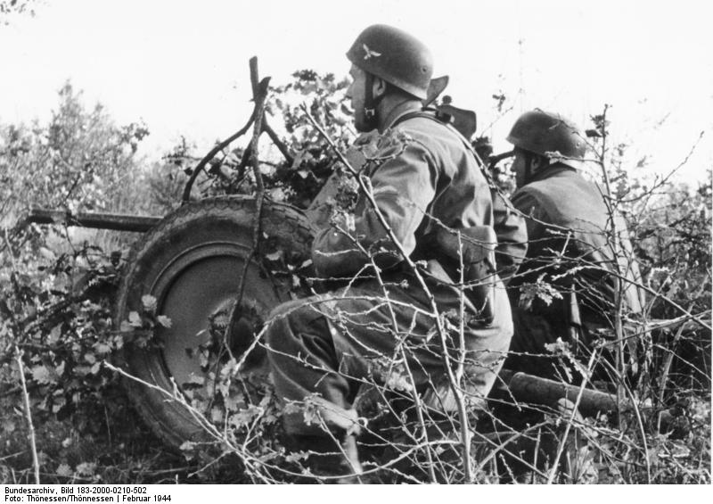 German 50 Mm Anti Tank Gun: File:Bundesarchiv Bild 183-2000-0210-502, Nettuno-Anzio