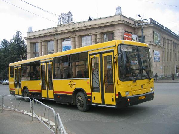Bus in Izhevsk, Russia.jpg