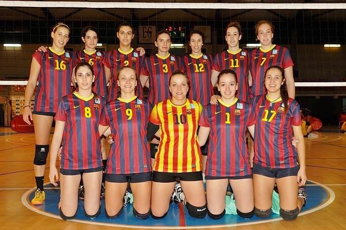 club voleibol barcelona