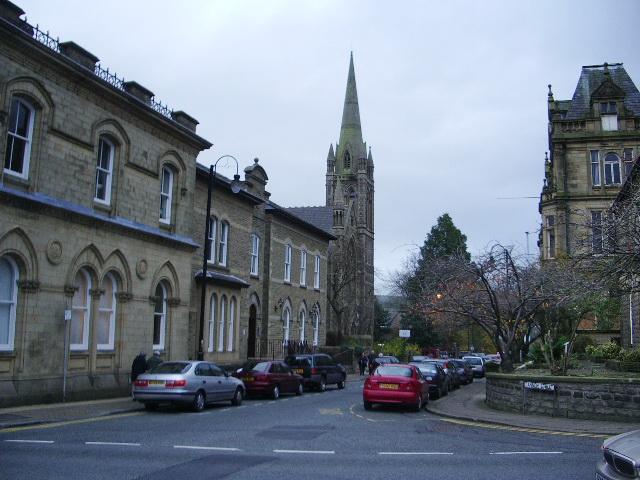 Cannon Street, Accrington - geograph.org.uk - 605750