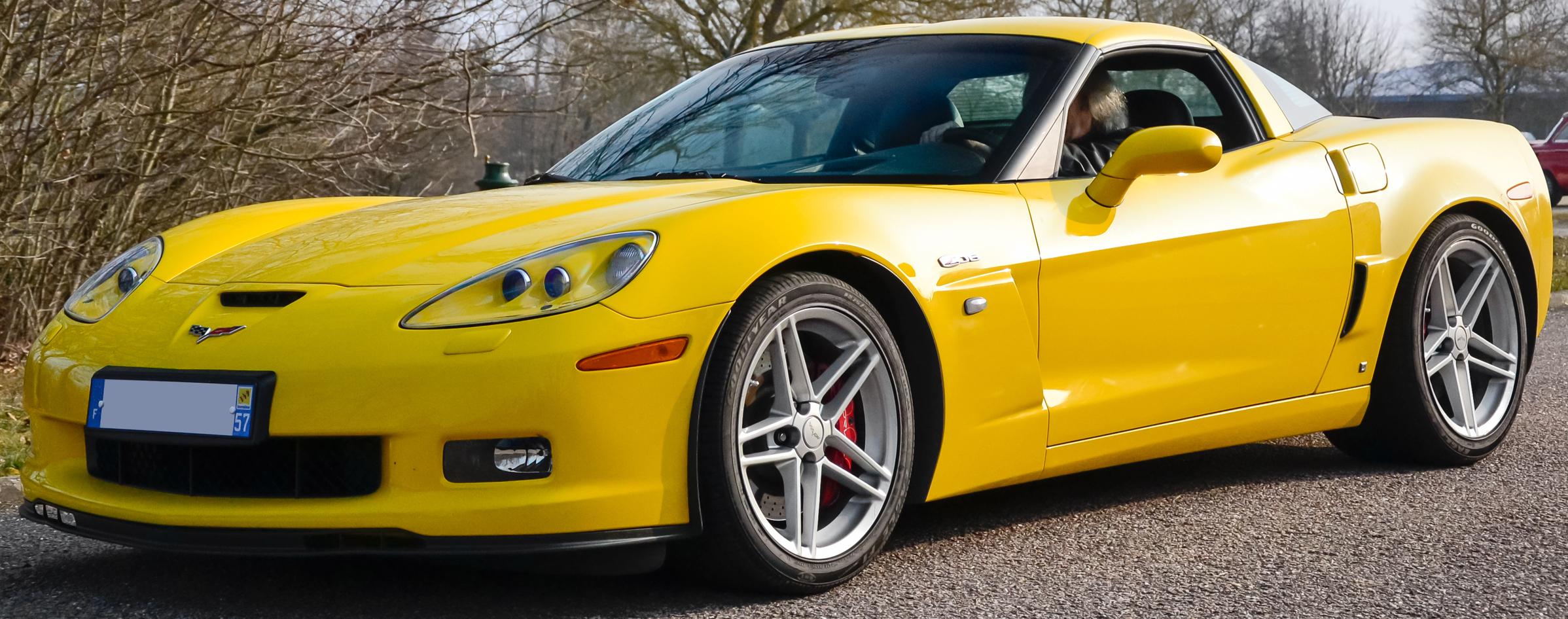 Kekurangan Chevrolet Corvette C6 Review