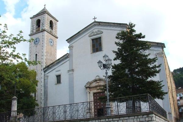 Il Santuario di San Giacinto Giordano Ansalone, Chiesa Madre di Santo Stefano Quisquina (Ag)