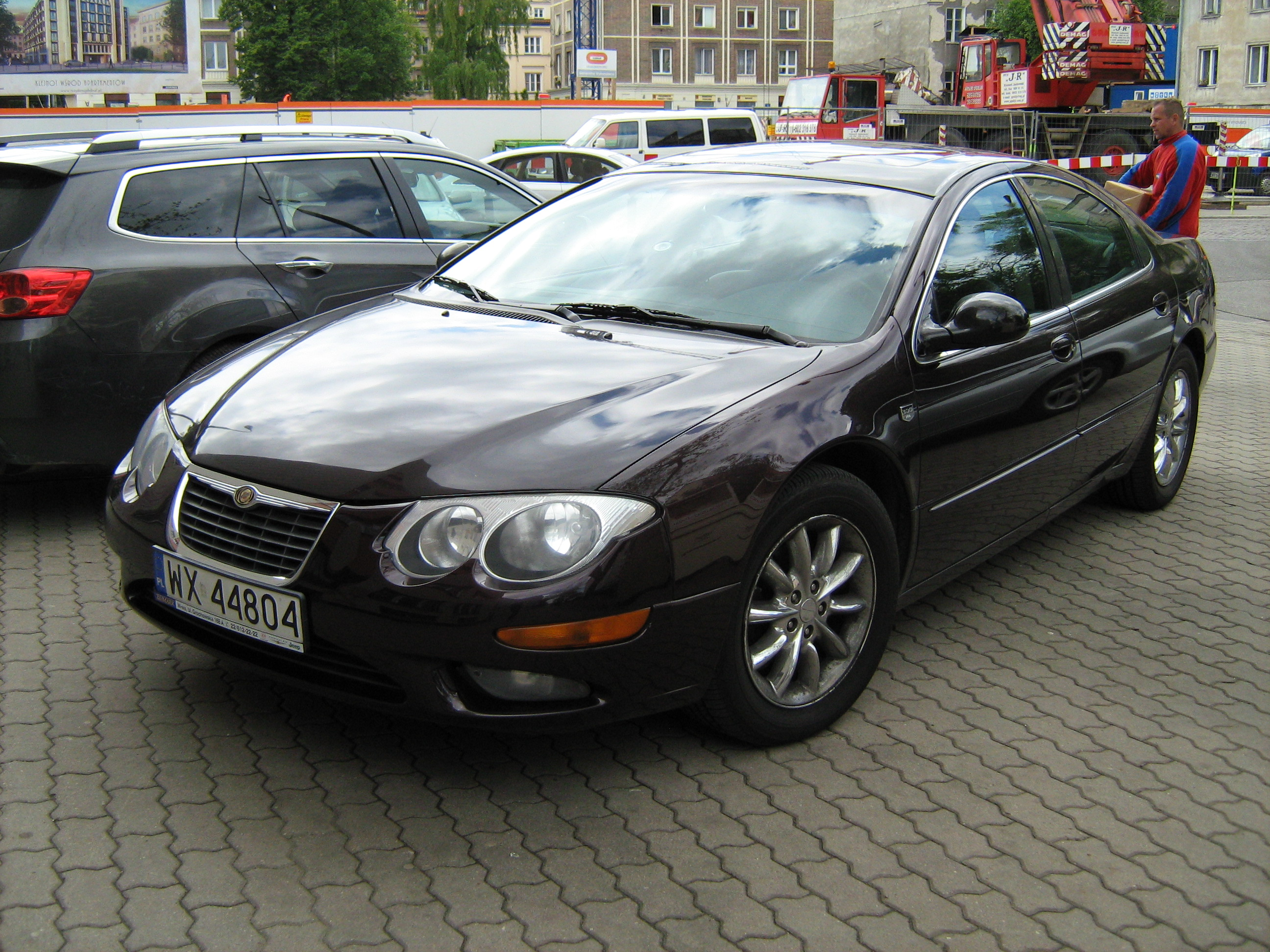 2000 Chrysler 300 Filechrysler 300 M Black In Warsaw Fjpg Wikimedia Commons