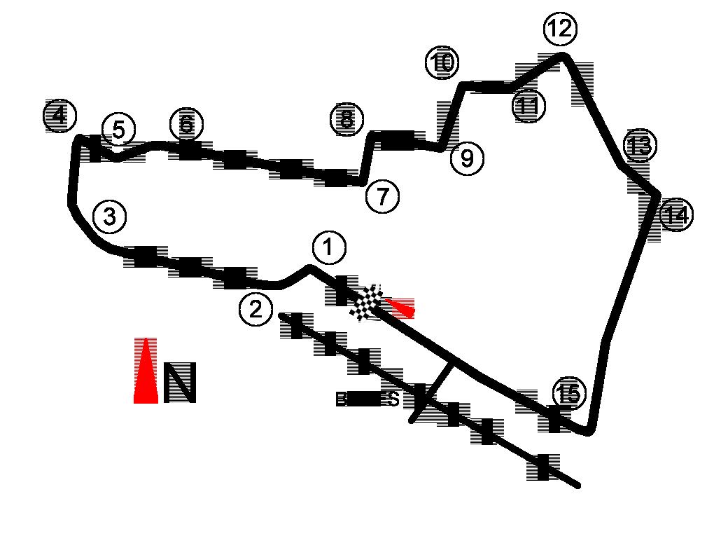 Circuito La Bañeza : Circuito urbano de la bañeza wikipedia enciclopedia