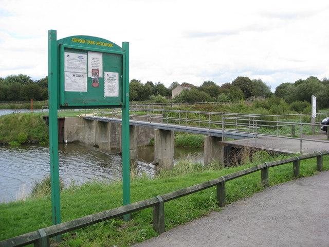 Codnor Park Reservoir - geograph.org.uk - 1463248