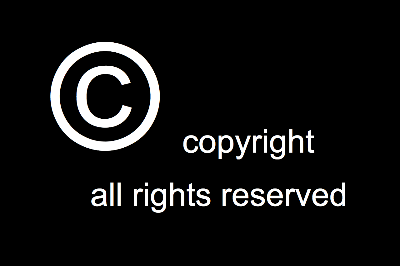 Copyright: All Rights Reserved