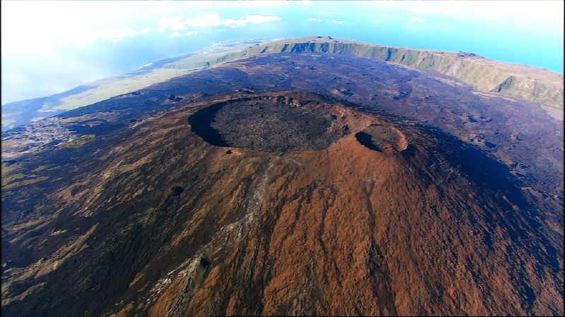 Image result for piton de la fournaise