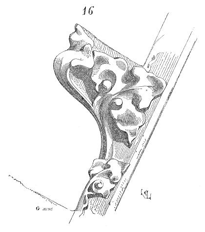 Zeichnung einer ''Krabbe''