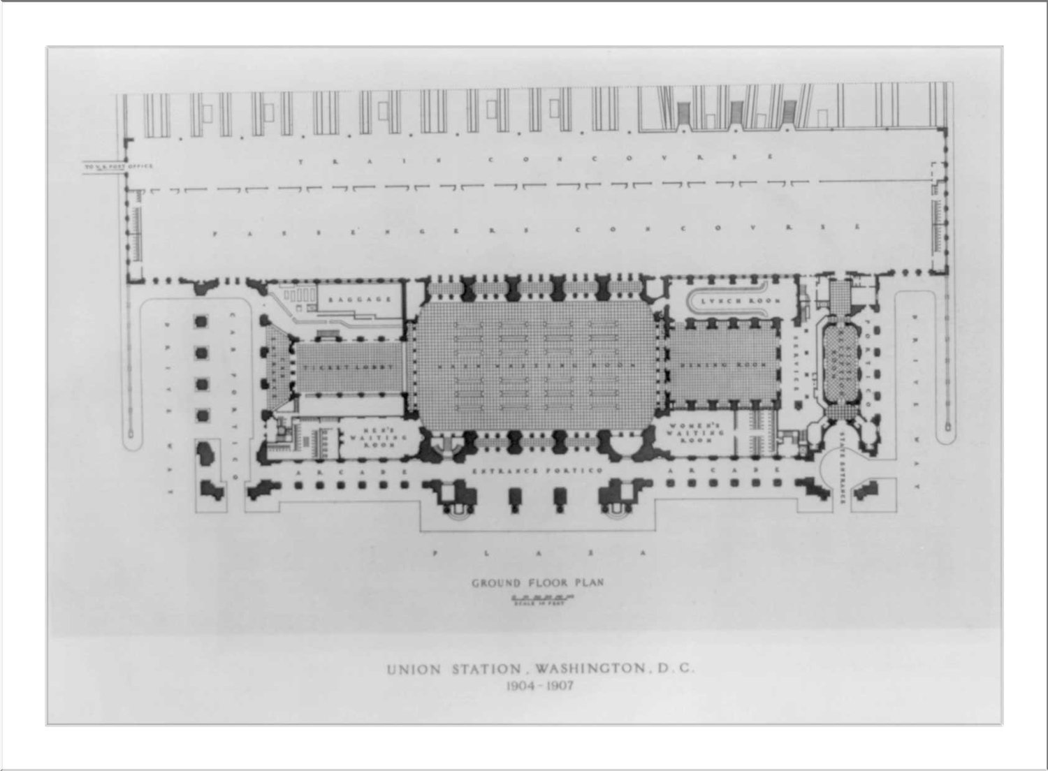 Chicago Union Station Floor Plan 28 Images Chicago