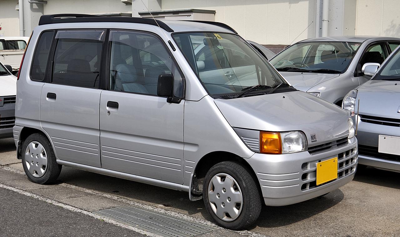 Daihatsu Naked Kei Cars Review
