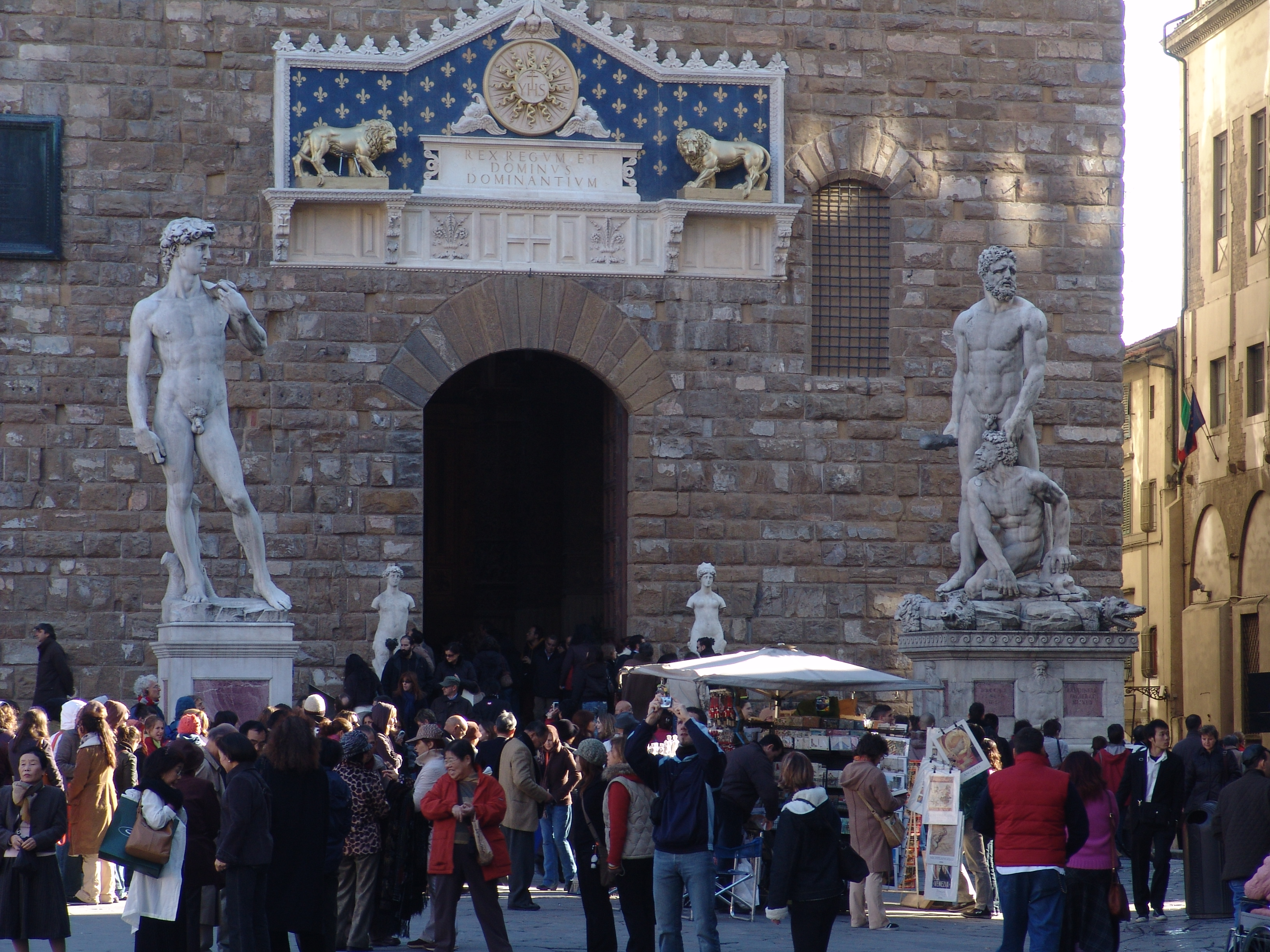 palazzo vecchio entrance - photo #16