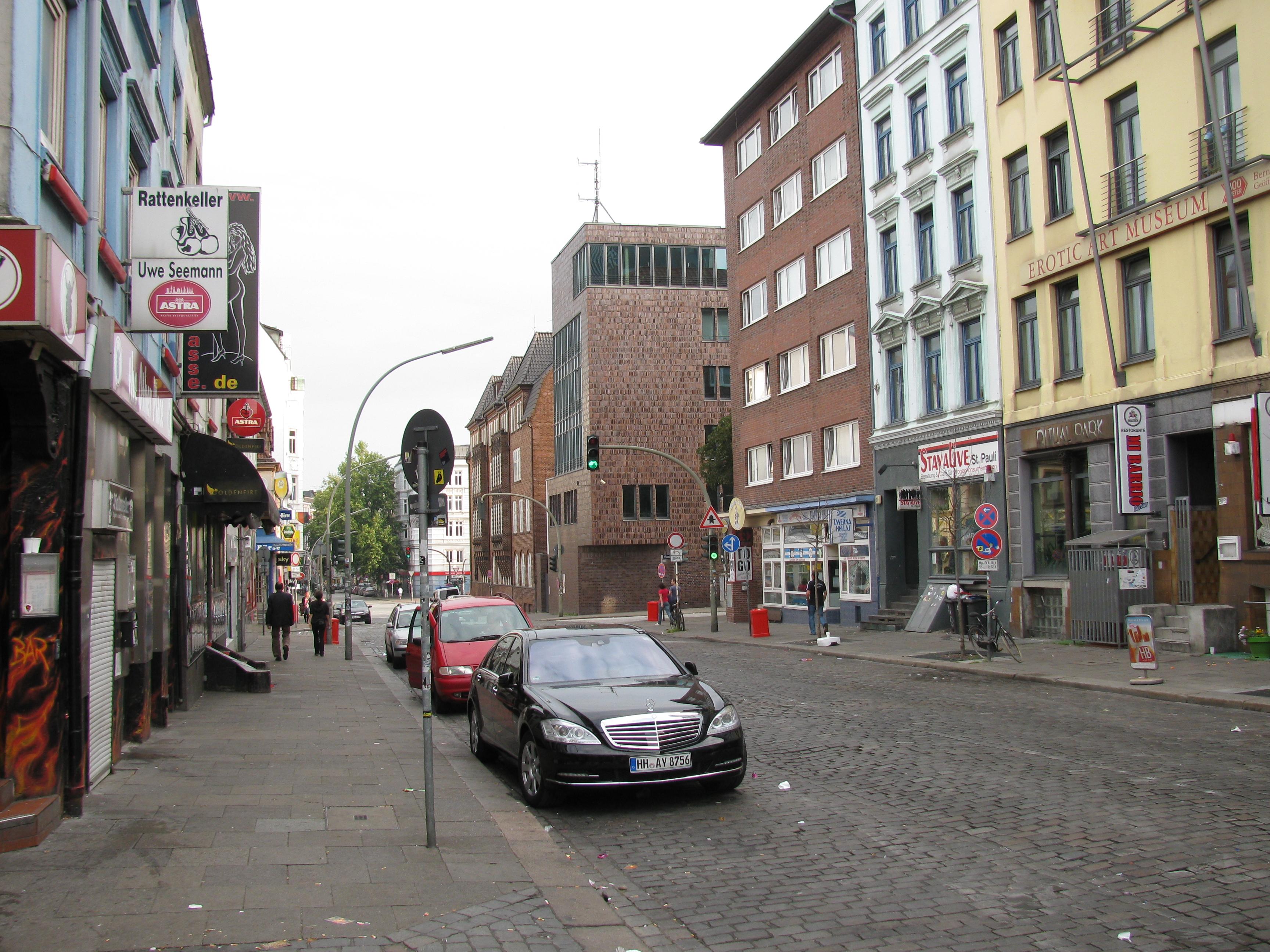 File:Davidstraße, 3, St. Pauli, Hamburg.jpg - Wikimedia