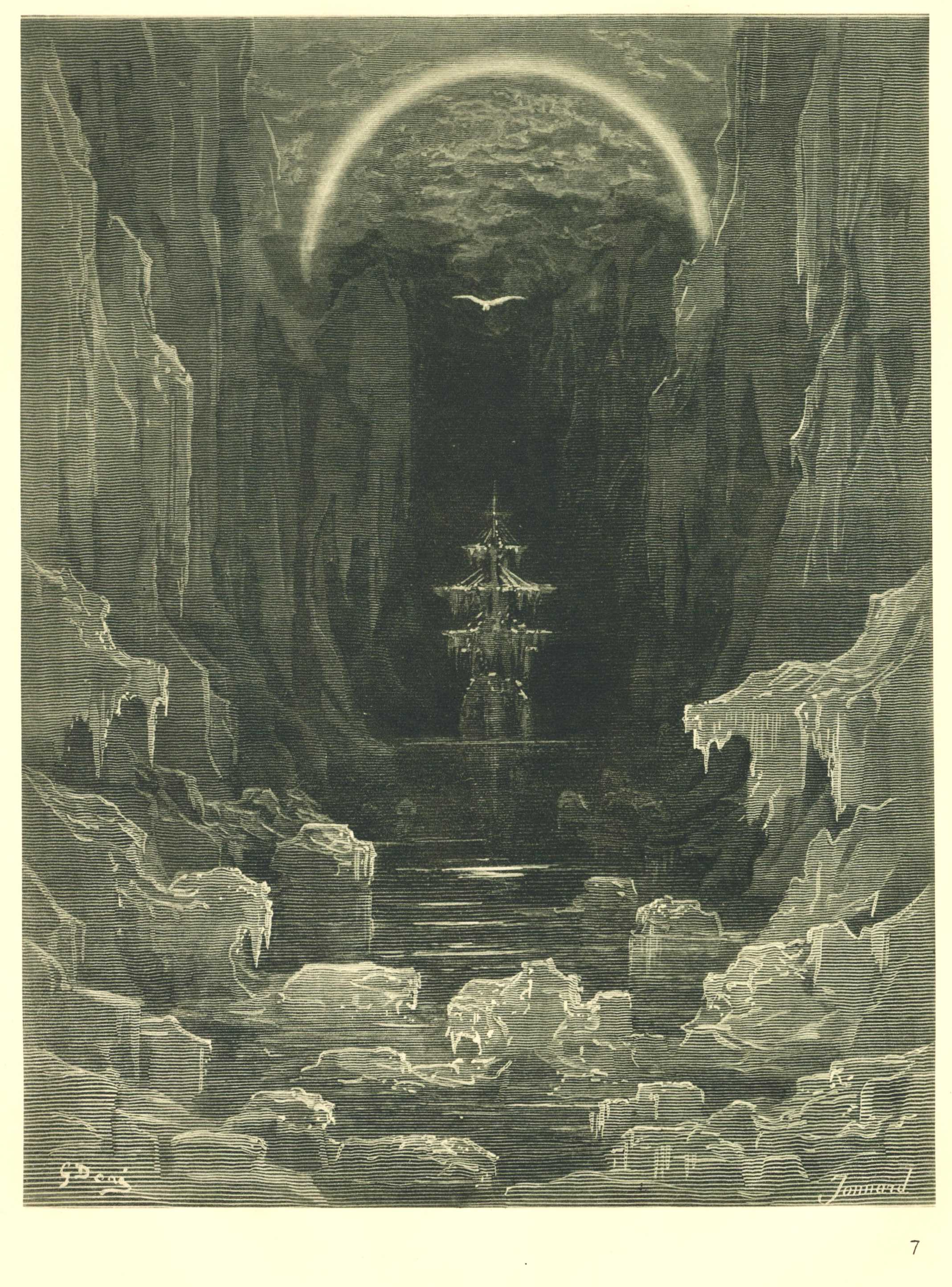 The rime of the ancient mariner literawiki fandom powered by wikia part i biocorpaavc Images