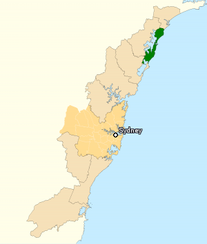 Division of Shortland 2010.png