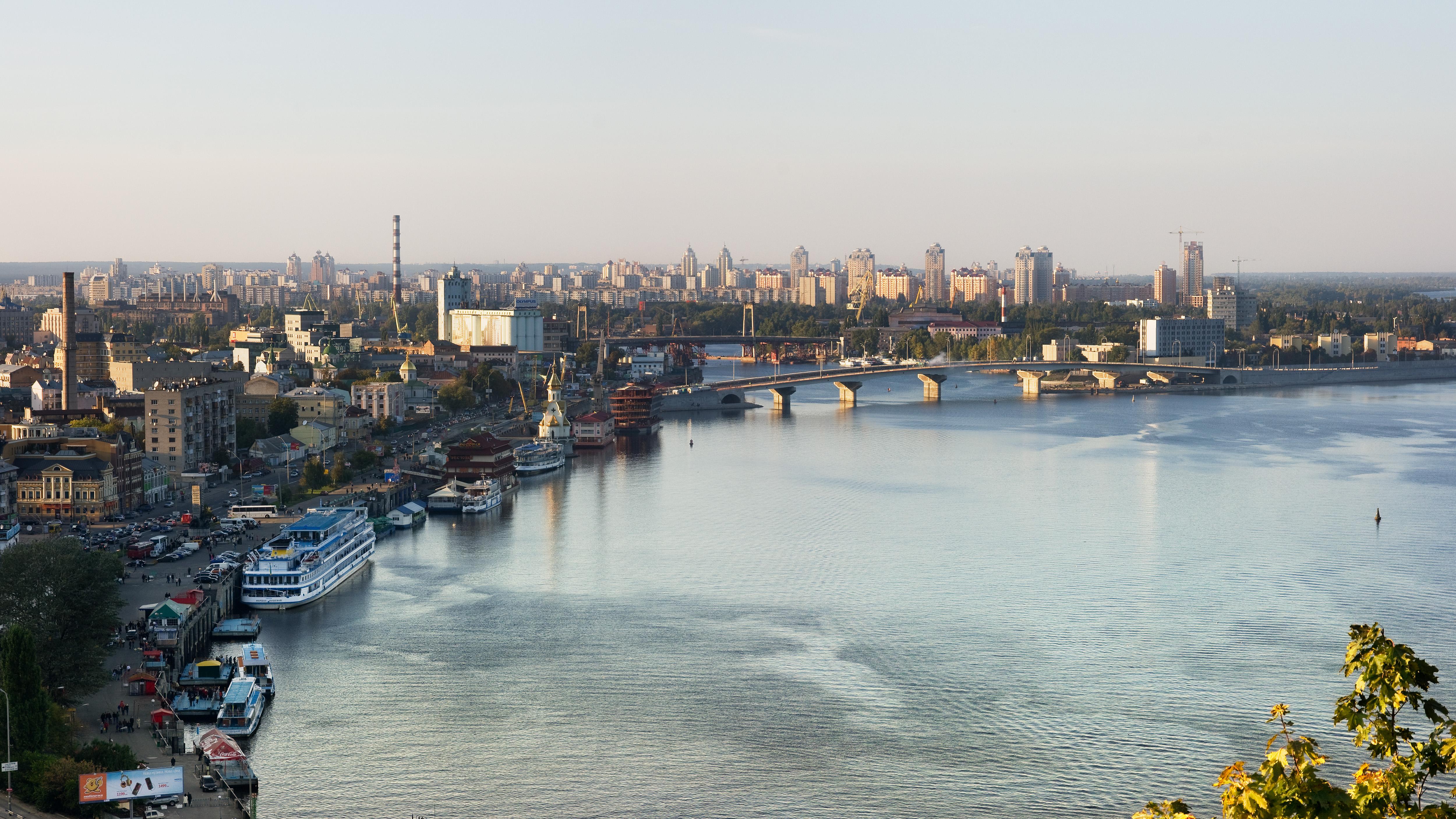 Dinyeper Nehri nereden başlıyor Dinyeper Nehri başlıyor