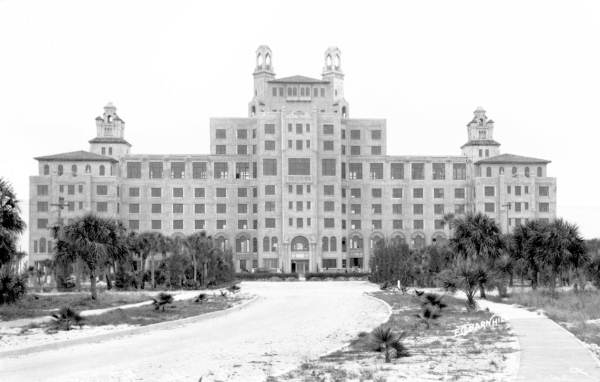 The Don Cesar Hotel St Petersburg