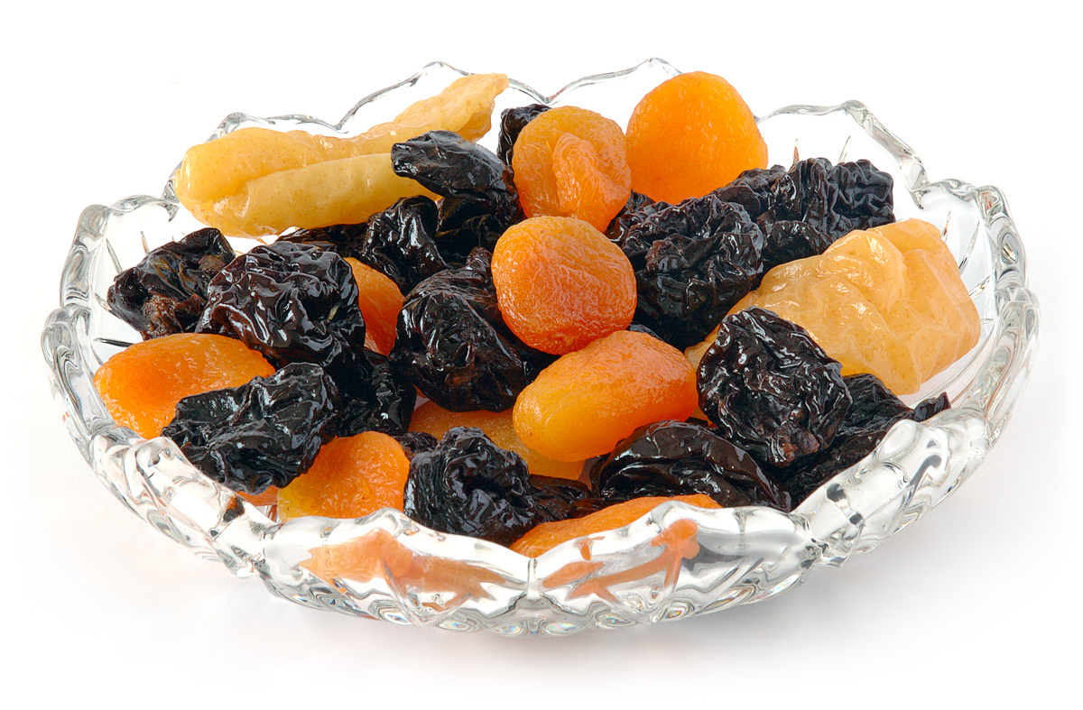 This image shows various dry fruits.
