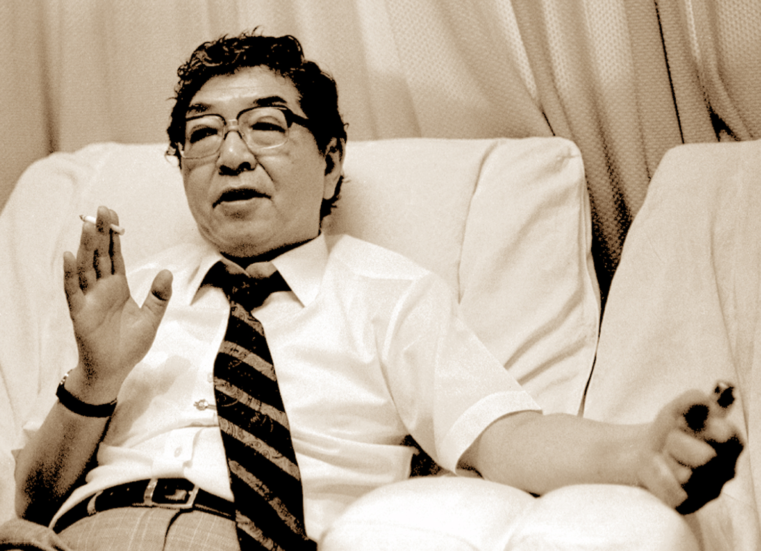 Image of Eikoh Hosoe from Wikidata