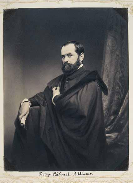 Ernst Julius Hähnel - Bildhauer