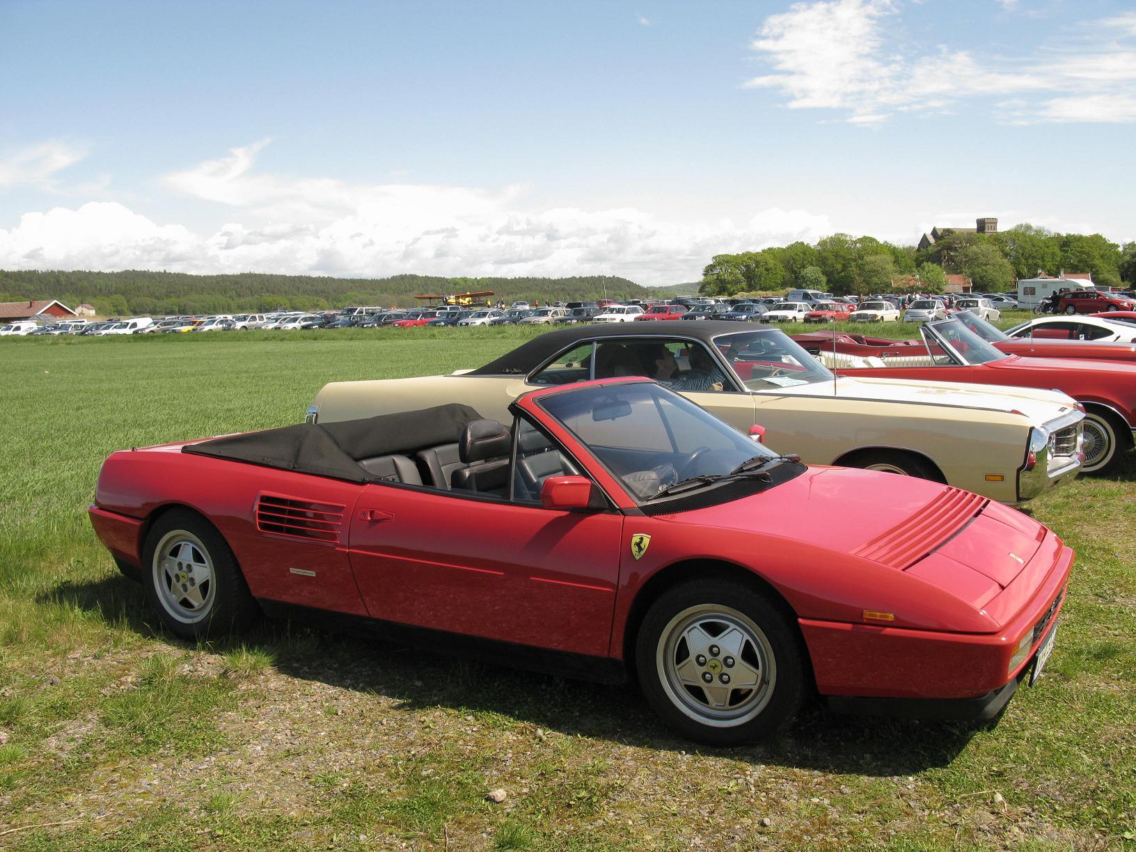 File Ferrari Mondial T Spider 4646448334 Jpg Wikimedia Commons
