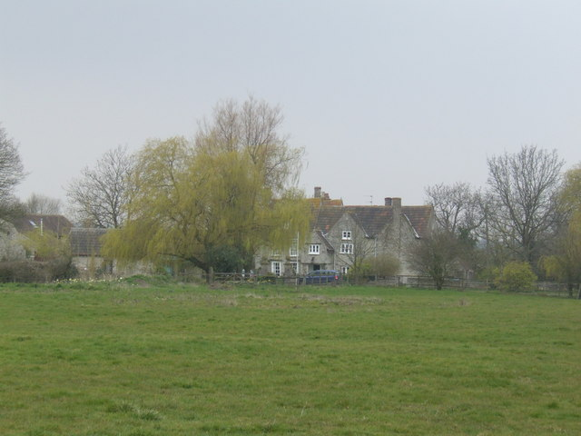 File:Field and willows, Gaunt's Earthcott - geograph.org.uk - 489732.jpg