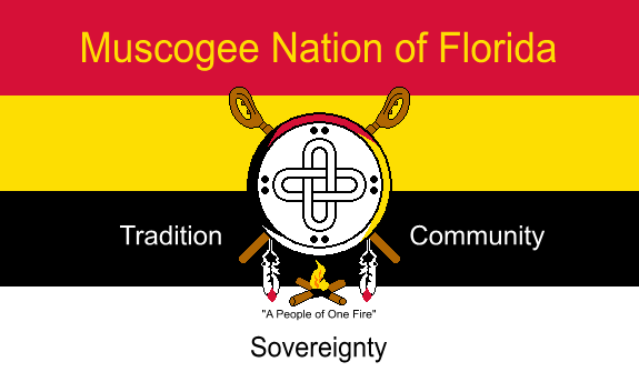 Fitxer:Flag of the Muscogee Nation of Florida.PNG
