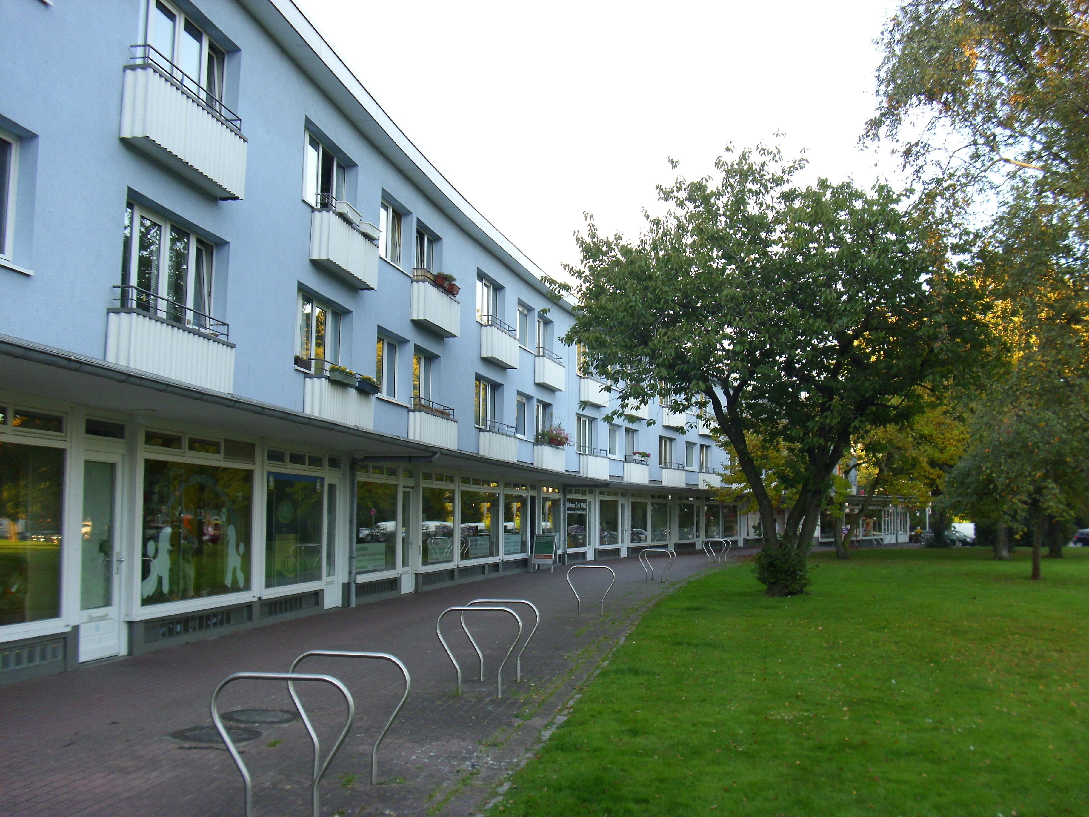 Datei Gartenstadt Farmsen Hamburg Farmsen Berne Jpg