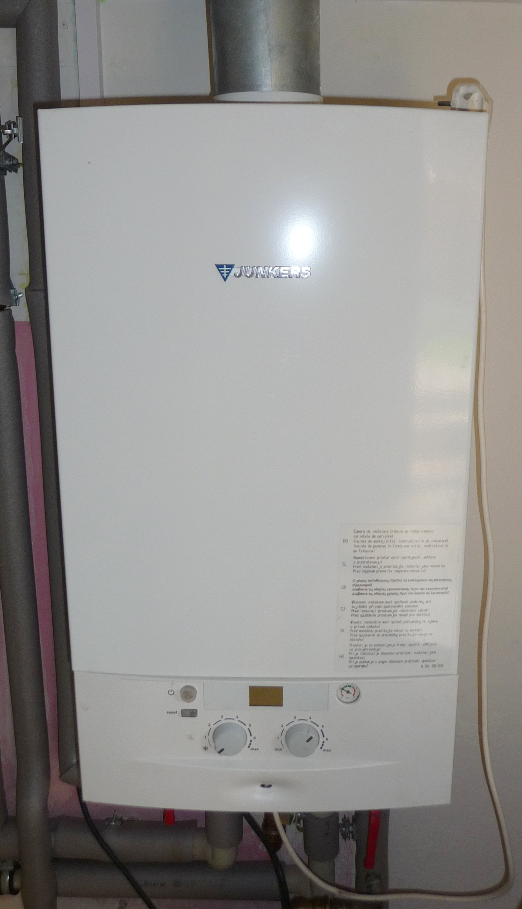 Image Result For Gas Boiler For