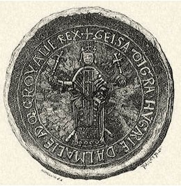 Géza II of Hungary King of Hungary and Croatia