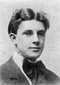 George M.P. Baird (1909) served as the editor in chief of the student yearbook and penned the lyrics to Pitt's Alma Mater