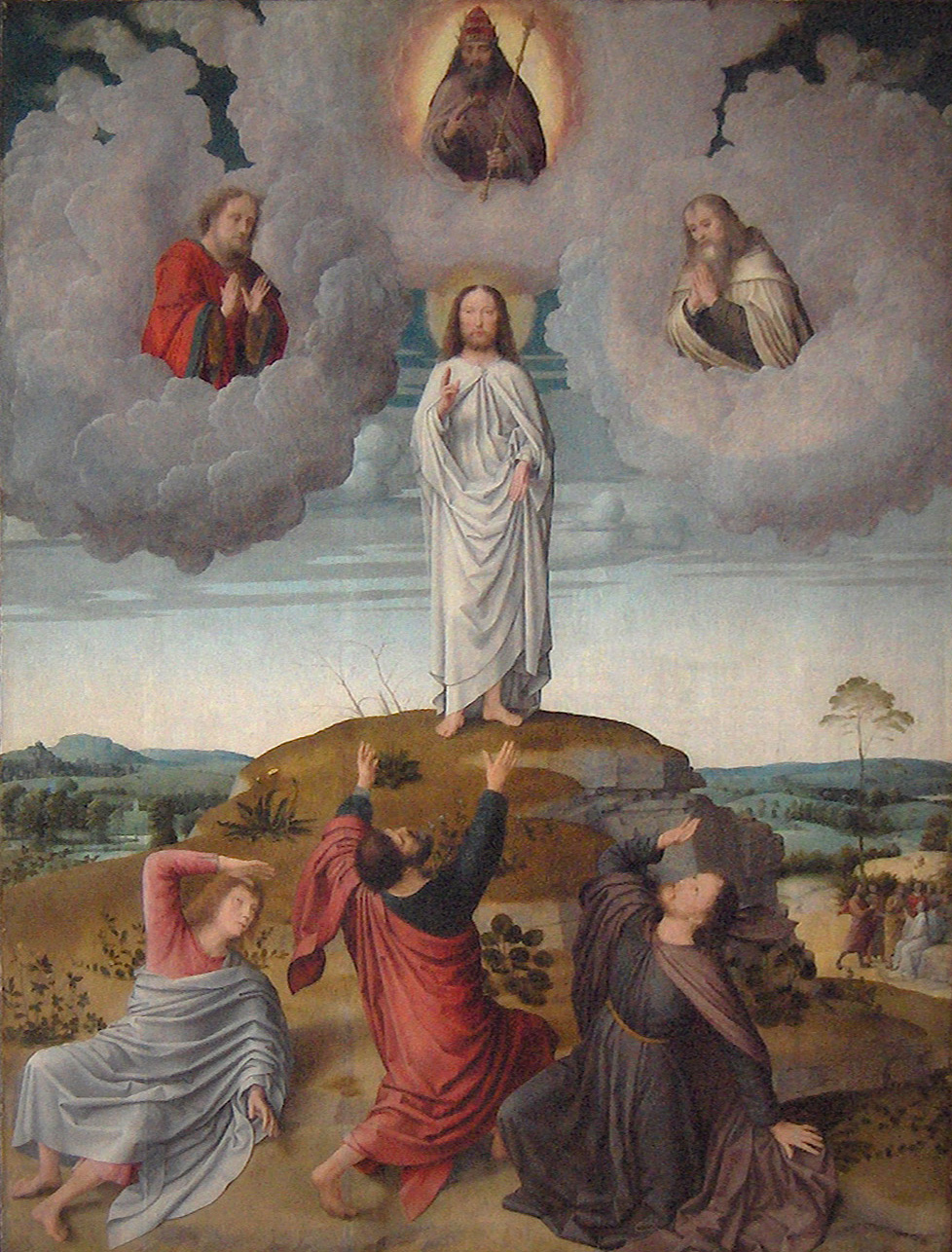 Dymphna's Road: The Transfiguration