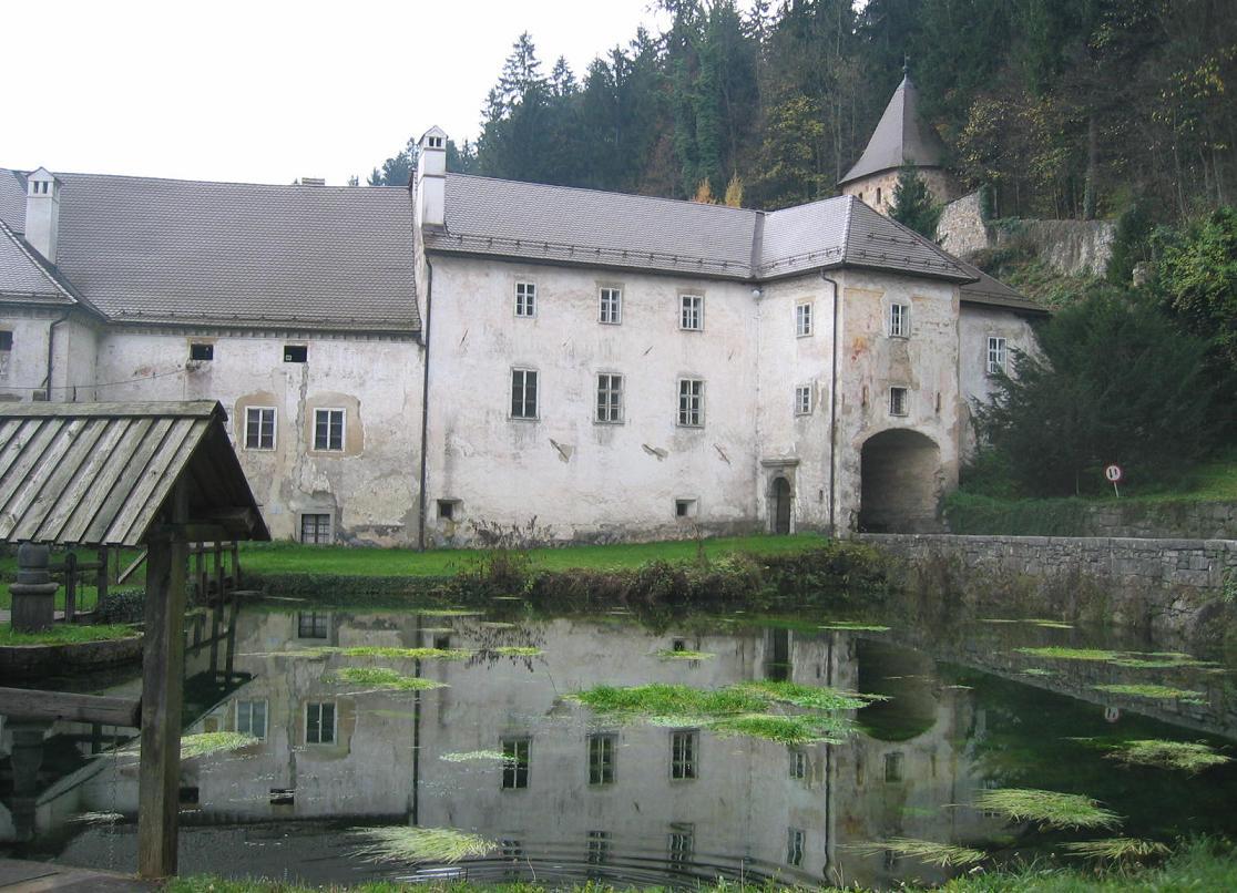 Kartuzijanski Samostan Bistra