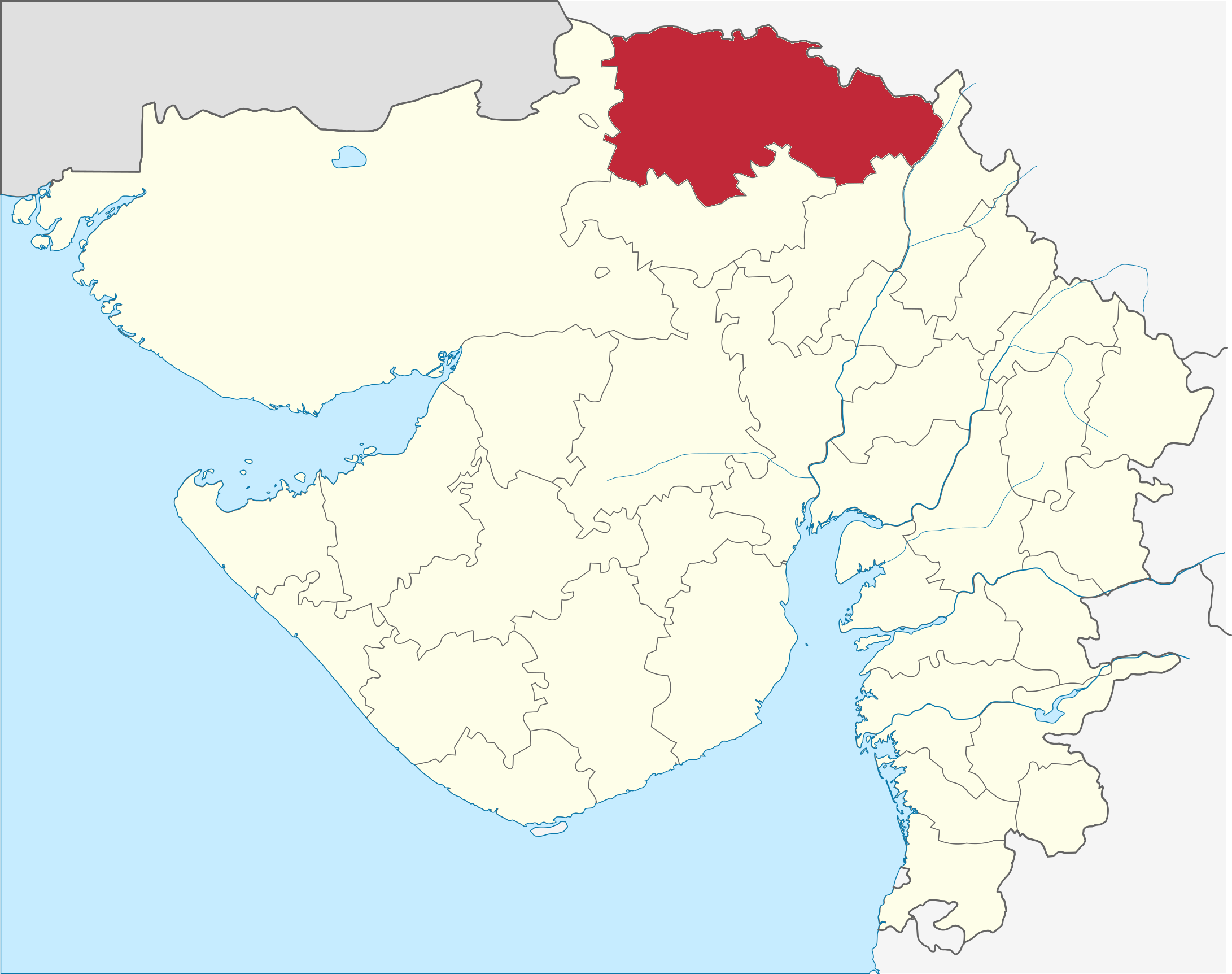 Banaskantha district - Wikipedia