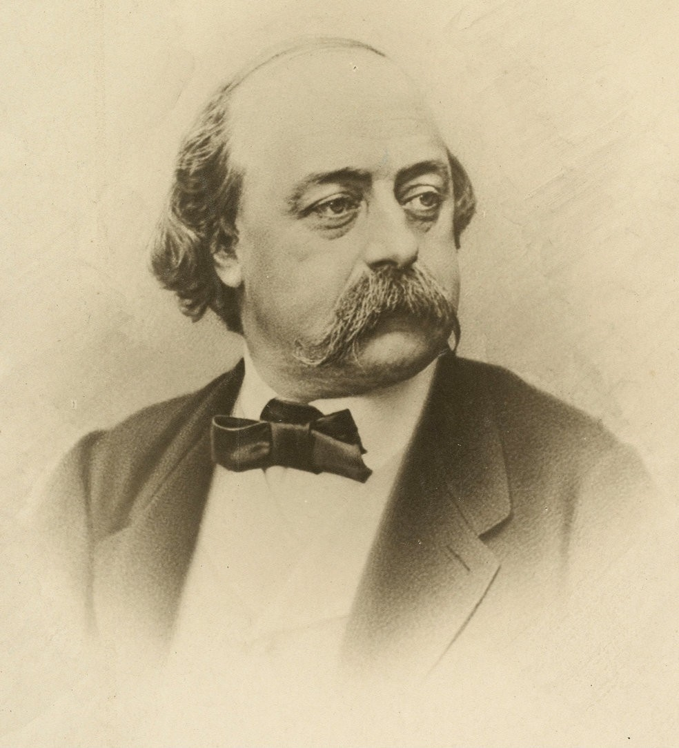 Image result for Gustave Flaubert