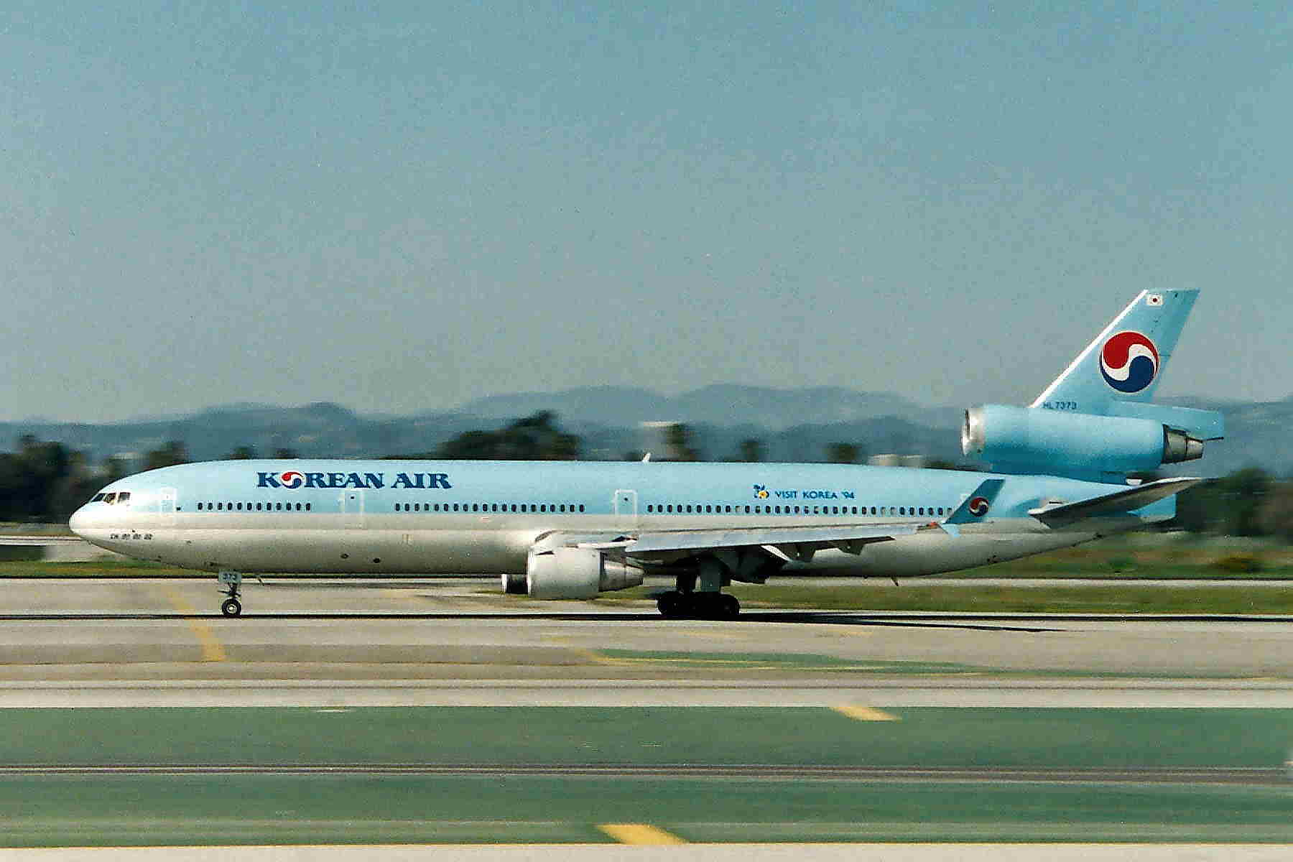 wiki korean flight