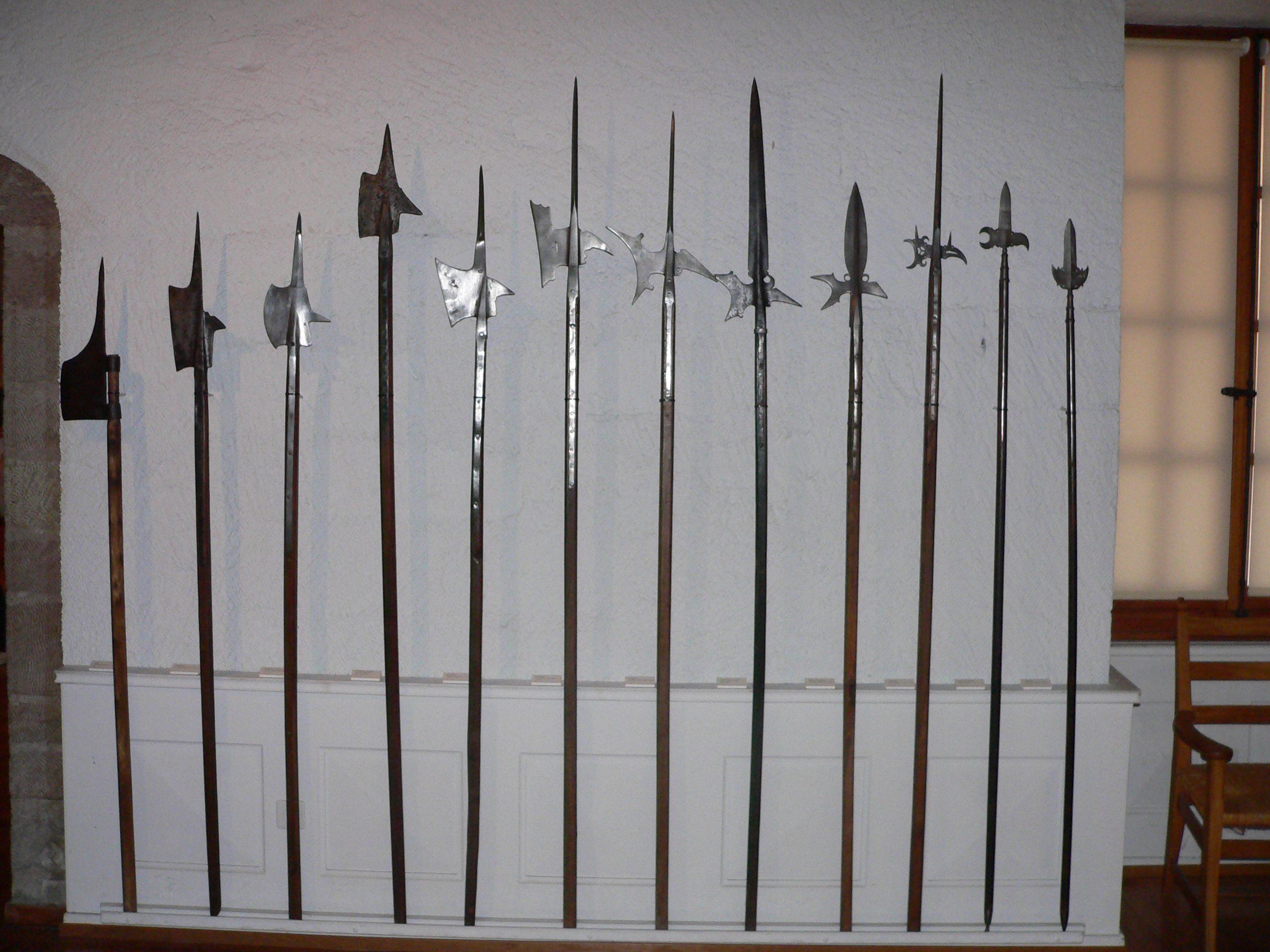 Pole weapon - Wikipedia