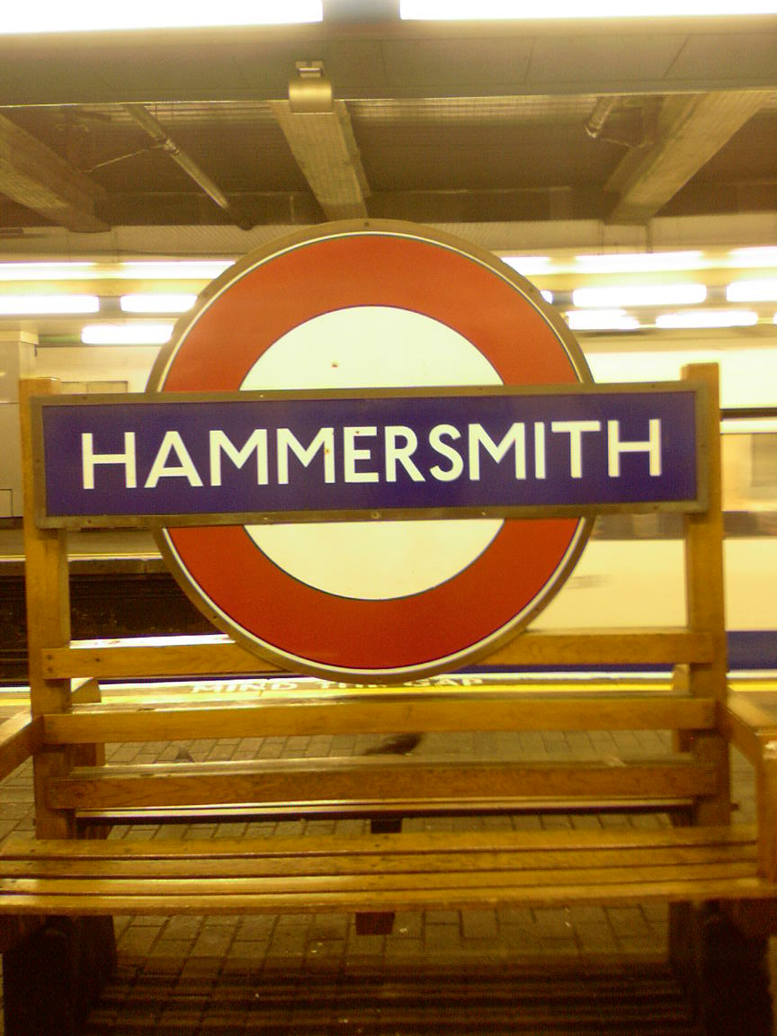 Dating hammersmith