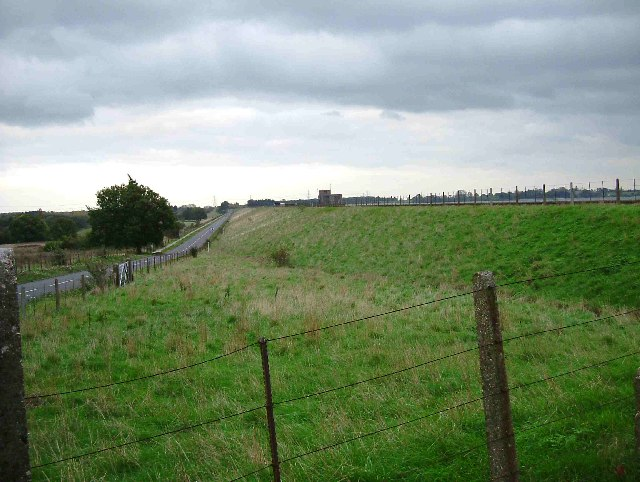 Hanningfield Dam - geograph.org.uk - 72918