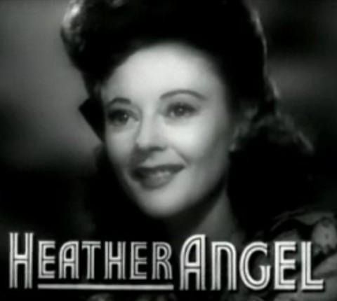 Heather Angel (actress)