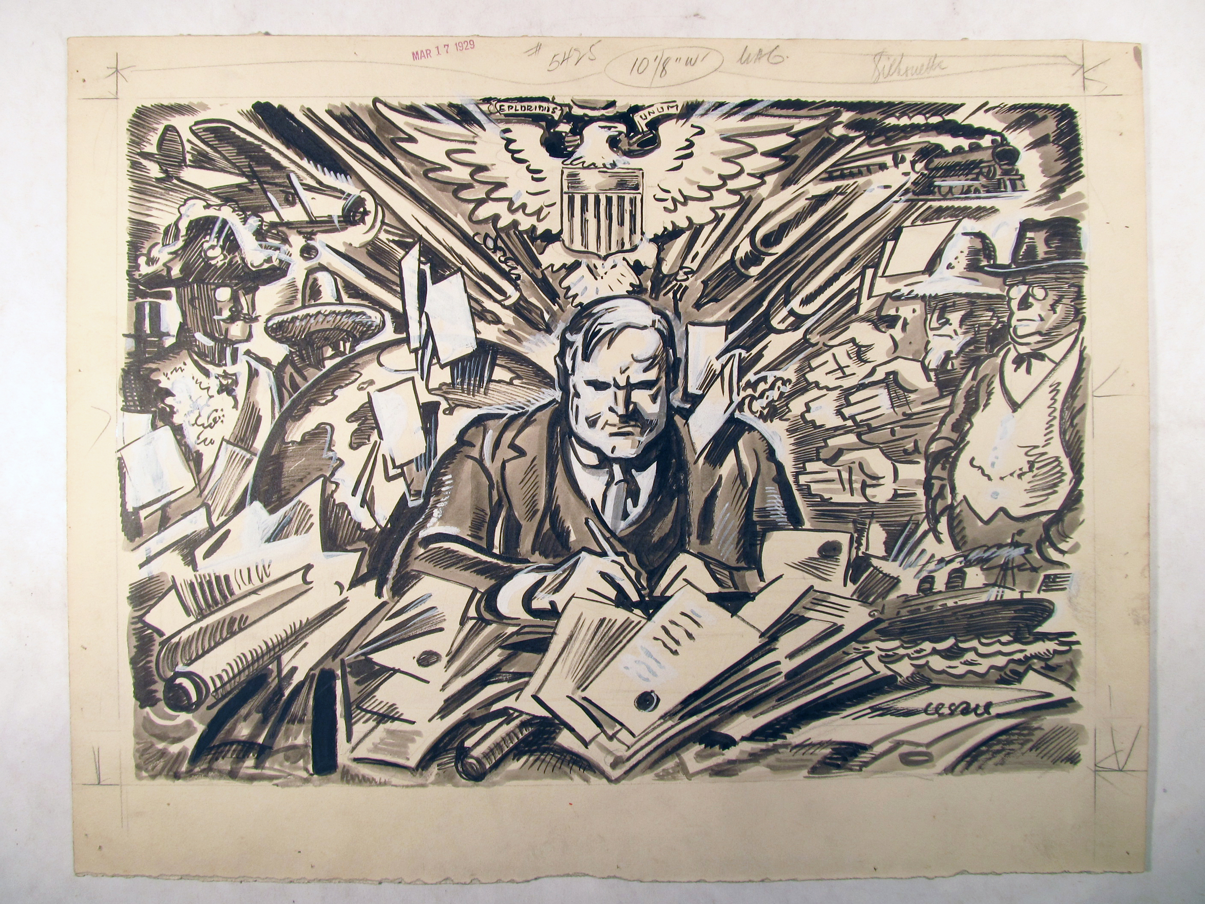 Festa Del Papa 2017 Cartoon  work Boomerang Boing Cartoonito in addition 15746 also 22828139074 in addition Watch besides File Herbert Hoover as the new President illustration from March 17  1929 original drawing by oscar cesare 02  plete recto. on oscar cartoon