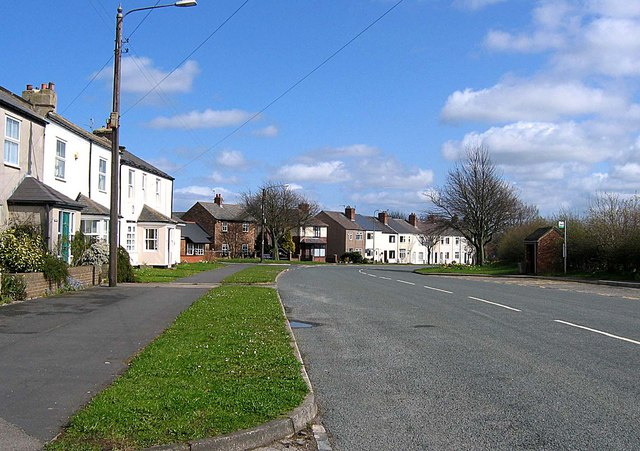 High Street, High Shincliffe - geograph.org.uk - 766191