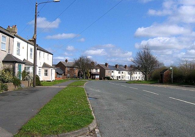 High Street, High Shincliffe - geograph.org.uk - 766191