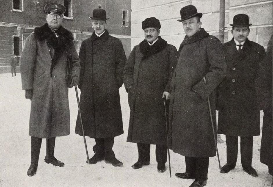 Traktat brzeski (9 lutego 1918) – Wikipedia, wolna