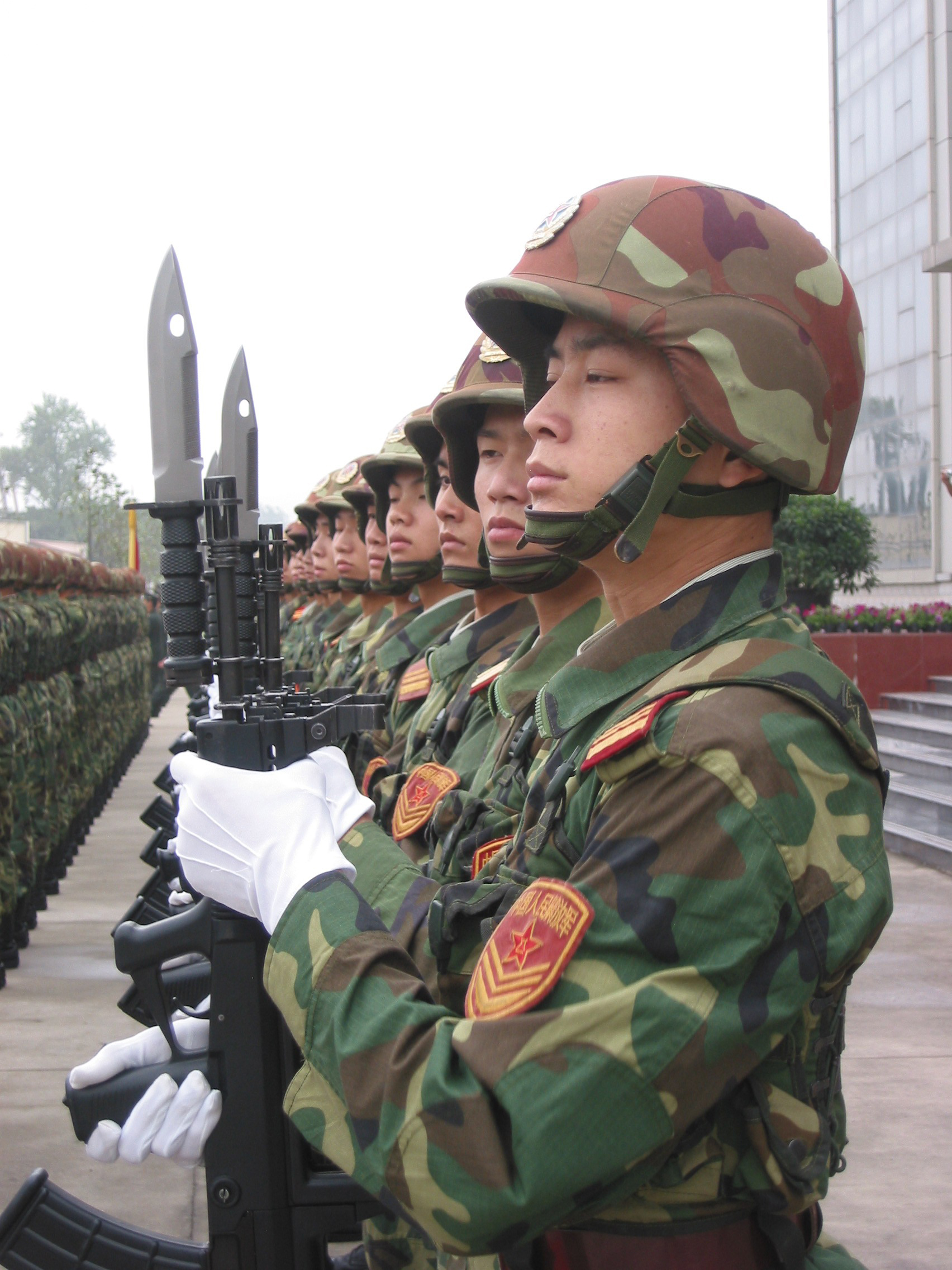 the peoples liberation army