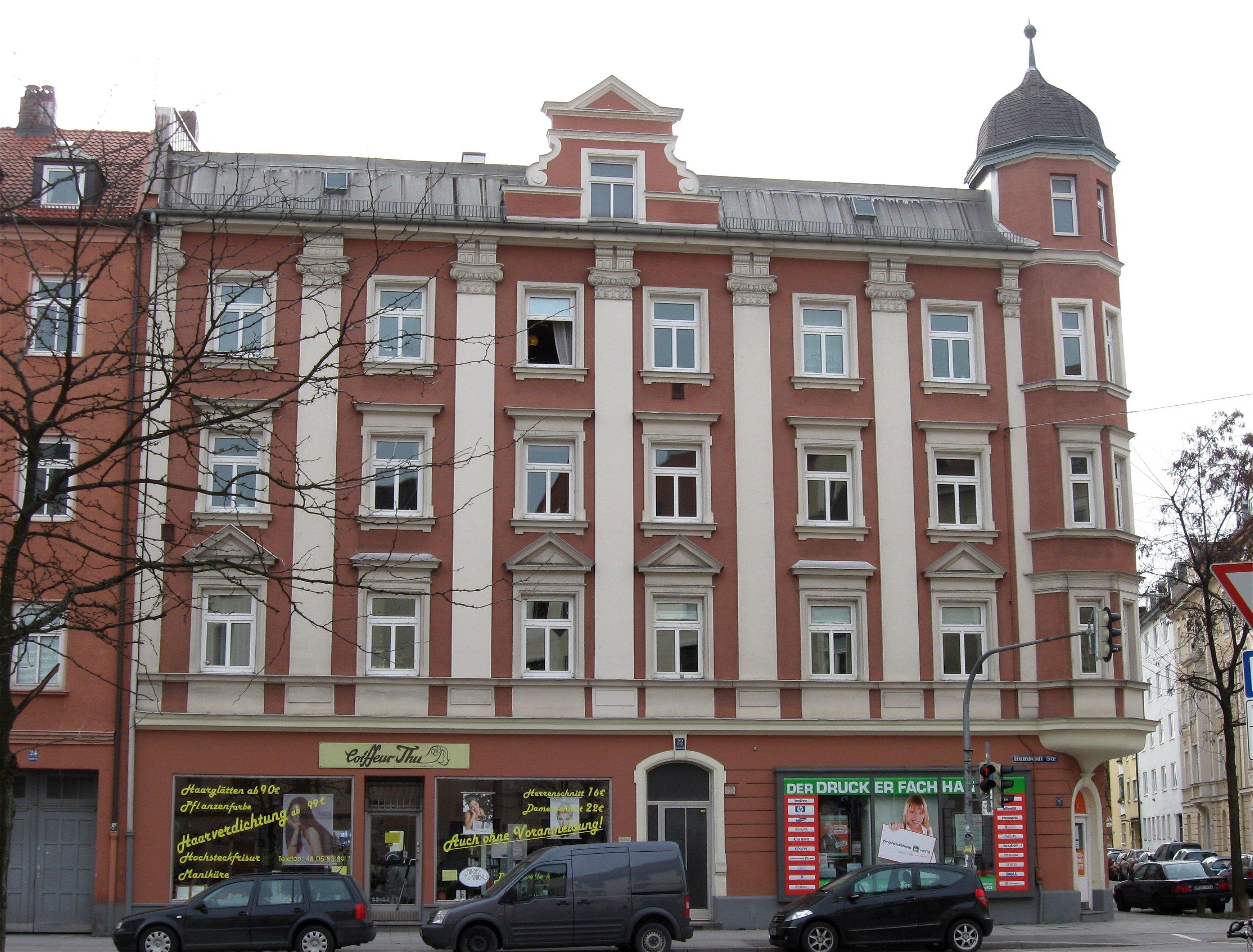Humboldtstr München file humboldtstr 22 muenchen 1 jpg wikimedia commons