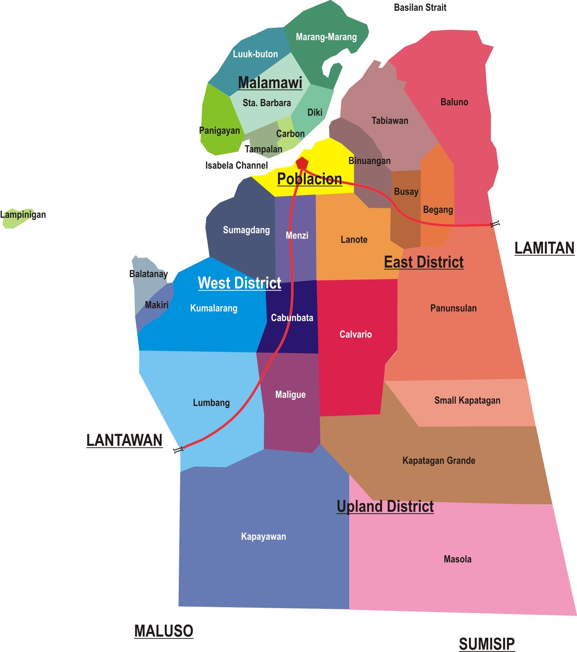 wiki list barangays isabela province